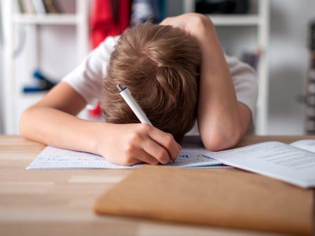 """Oto, ile czasu dzieci powinny poświęcić na """"zdalne uczenie się"""""""