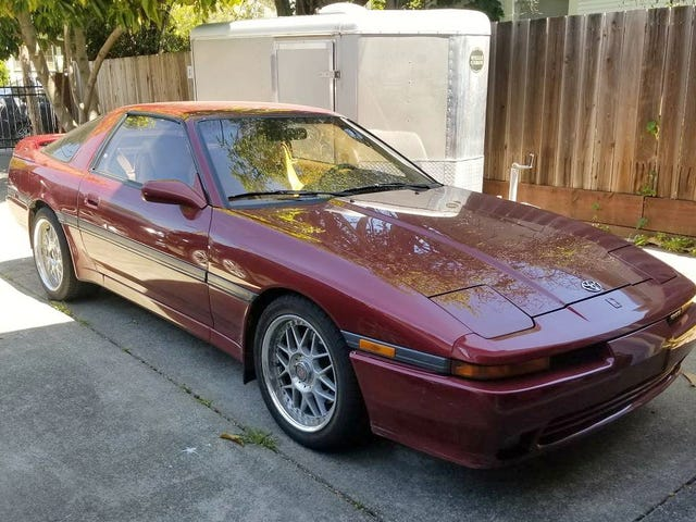 At $9,500, Might This 1990 Toyota Supra Turbo Make You Forget About The New One?