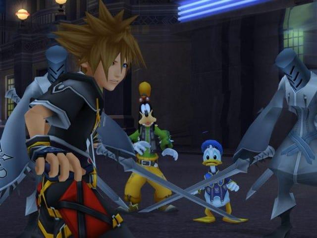 First Play: Kingdom Hearts II: Part 1