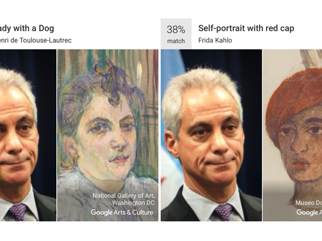 The Very Good Reason Why You Can't Get That Google Art-Selfie Feature in Illinois or Texas