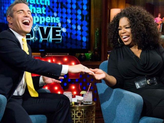 Bravo tilaa lisää todellisuussarjoja, kuuluisuuksia ja Andy Cohenin