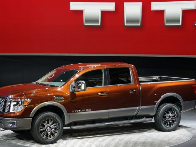 Why is the Resale Value of the Nissan Titan So Bad?