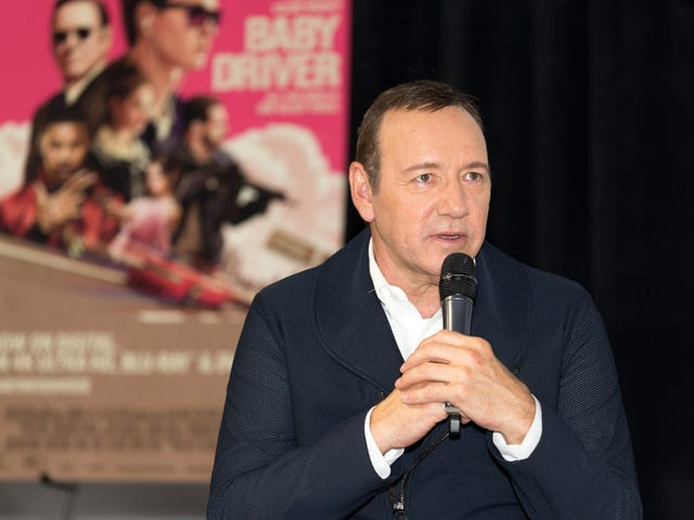 Star Trek: Discovery Actor Outs Kevin Spacey as Alleged Pedophile