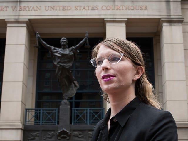 Il Chelsea Manning può rimanere in prigione per un altro anno, Judge Rules