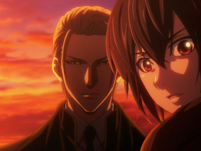 Netflix Quick Review: Sword Gai
