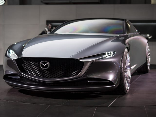 Mazda Is The Hero Of The 2017 Tokyo Motor Show