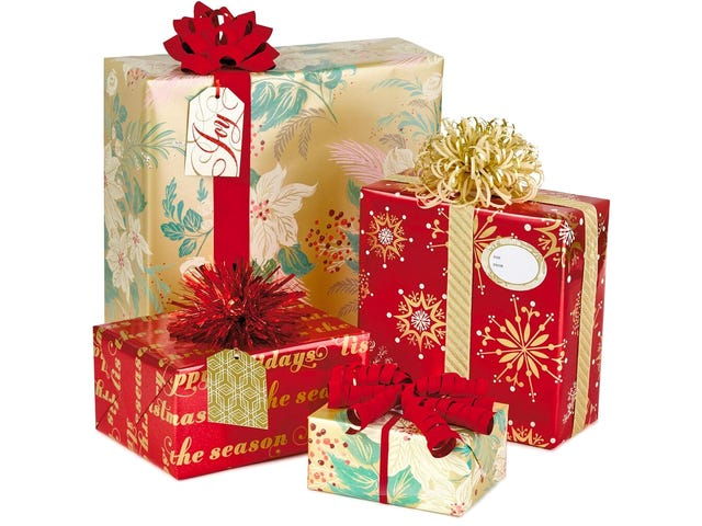 Untersuchungen haben gezeigt, dass das Verpacken von Geschenken eine Person noch mehr dazu bringt, Ihr Geschenk zu mögen