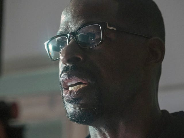 This Is Us turns Randall's anxiety into a horror movie