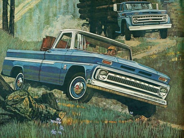Trucksday - Yup.