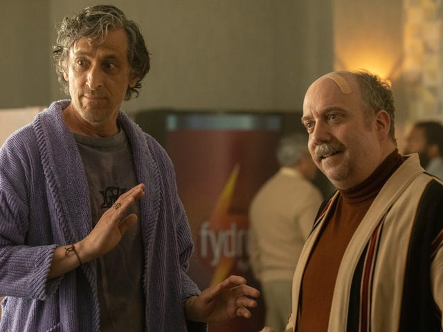 Paul Giamatti drops by Lodge 49