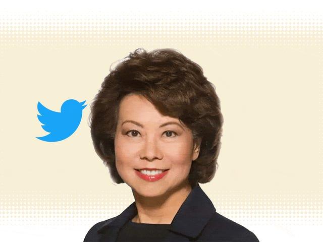 El organismo de vigilancia de los EE. UU. Toma el departamento de transporte para realizar tareas en Twitter