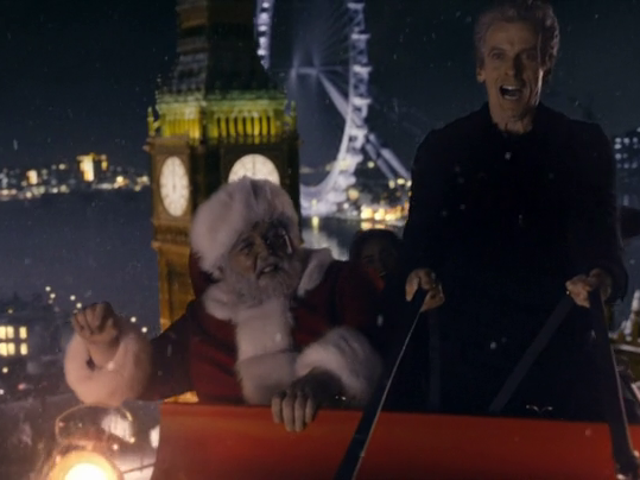 A Post-Christmas Listmas: Ranking the Doctor Who Holiday Specials