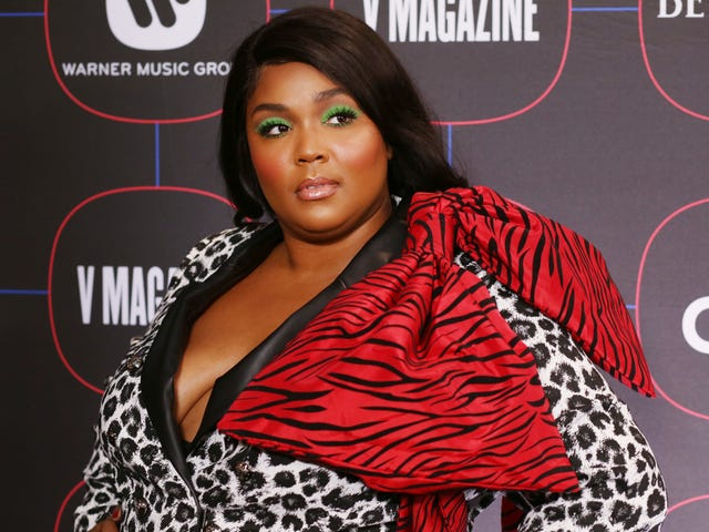 Worship Her: Lizzo Makes Her Playboy Debut