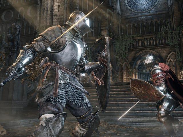 George R.R. Martin está haciendo un juego con los creadores de Dark Souls, según una filtración