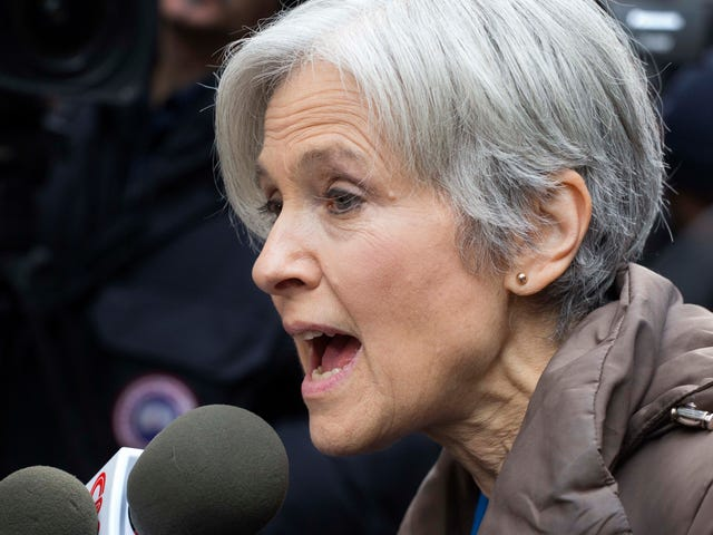 Stein Campaign Forced into Plan C—or Maybe D?—After Federal Judge Ends Michigan Recount