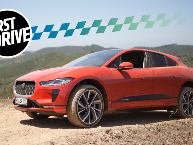 The 2019 Jaguar I-Pace Doesn't Punish You For Wanting An Electric Vehicle