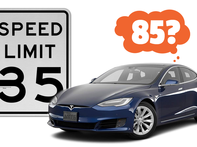 Kinukumpirma ng Pagsubok Ang Isang Tesla ay Maaring Malinlang Sa Pagmamadali Sa Isang Malinaw na Dobong Daan