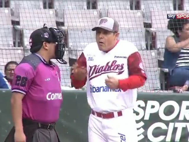 Two Umpires Suspended After Teaming Up To Make Worst Call In History