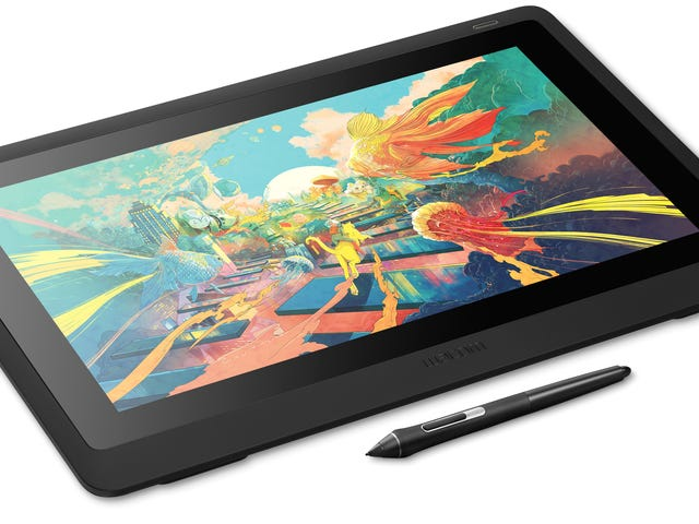 Wacom's New Drawing Tablets Are Cheap Enough For Aspiring Artists
