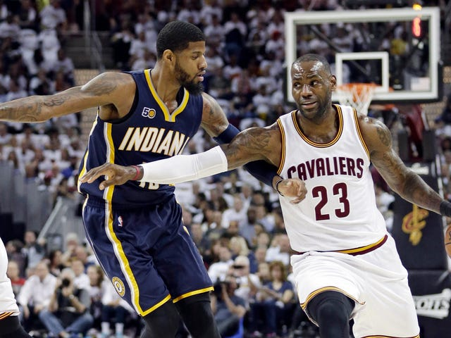 Reports: The Cavaliers Might Have Been Close To Getting Paul George