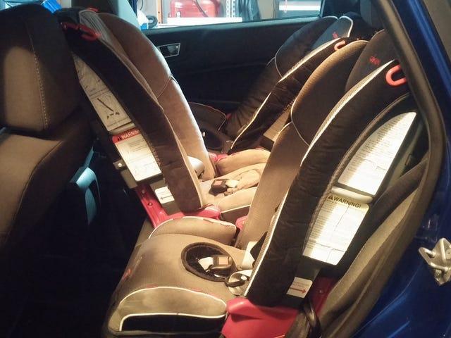 FiST car seats