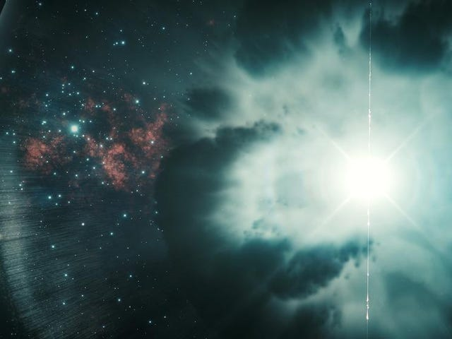 Semburan Sinar Gamma Terkuat Yang Pernah Tercatat Menyinari Ledakan Paling Kuat di Semesta