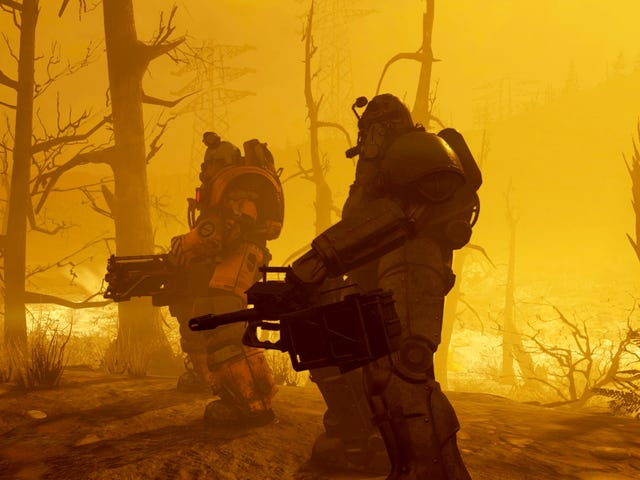 Fallout 76 Players Who Had Their Inventories Hacked Say Bethesda Returned Their Stuff By Cloning Their Characters