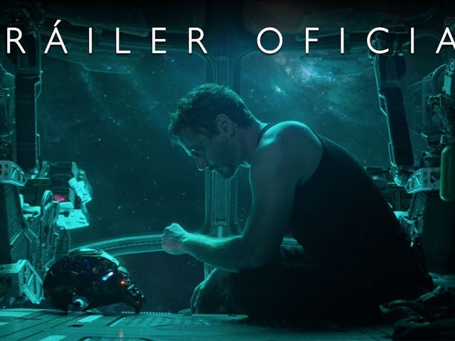 Avengers: End Game - Primer Trailer