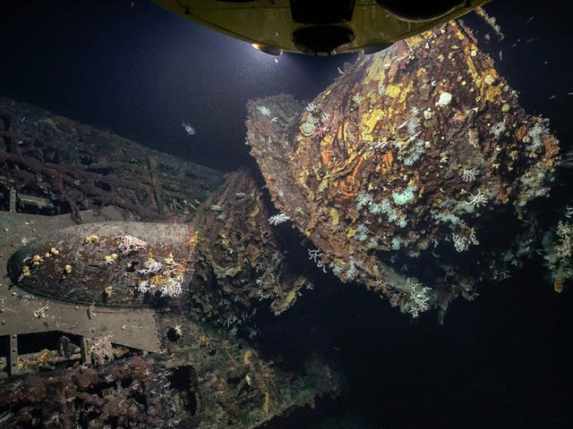 Nazi Sub Portrayed in Raiders of the Lost Ark Discovered in the North Atlantic