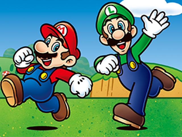 Warped Pipes: At Long Last, Let's Talk About Super Mario Bros.