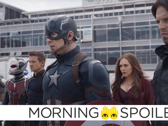 Otro héroe de la maravilla se confirma para los <i>Avengers: Infinity War</i>