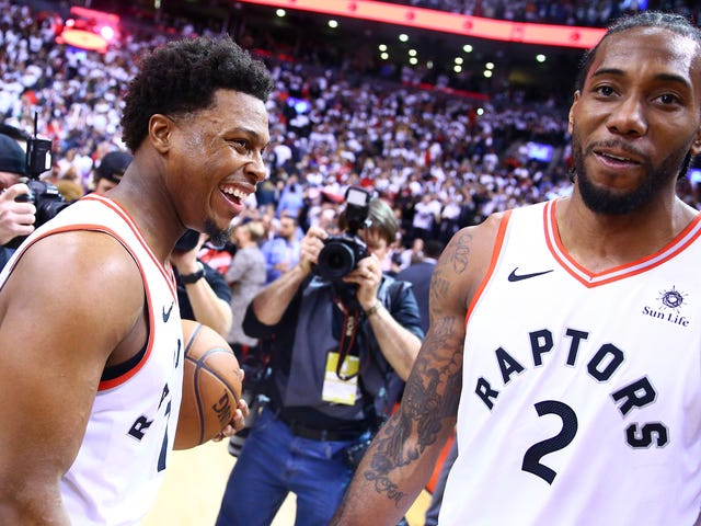 The Raptors' Defense Was Outrageous In The Clutch