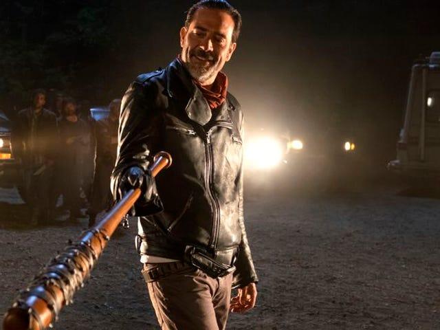 你的观众现在属于Negan,因为The Walking Dead回归