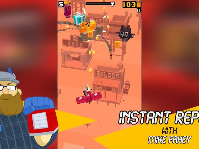 <i>Shooty Skies</i> Is A Game About Shooting In The Sky, And It Is Great