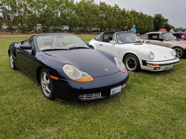 Allvarlig fråga: För mycket Porsche?