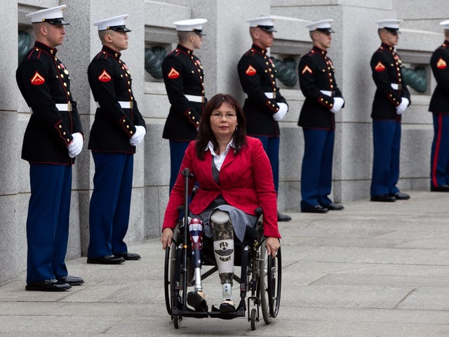 Sen. Tammy Duckworth Becomes 1st Senator to Give Birth While in Office