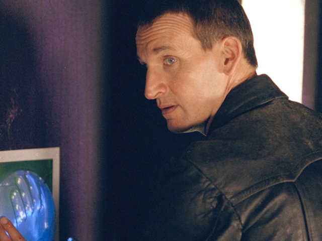 Christopher Eccleston on Why He Left Doctor Who—and Didn't Come Back for the 50th Anniversary