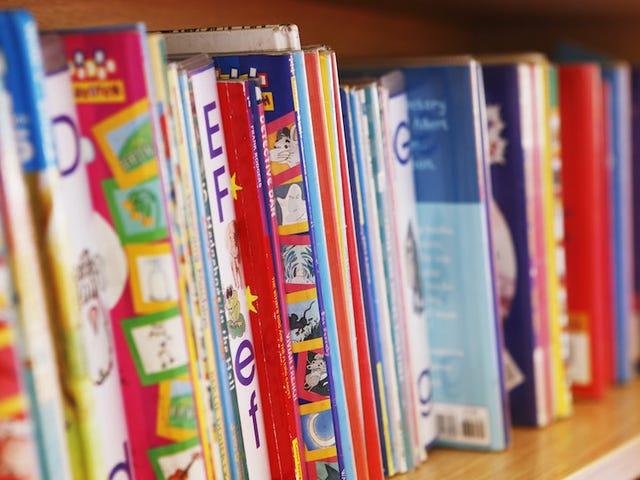 Utilisez un livre à la place de la carte d'anniversaire d'un enfant