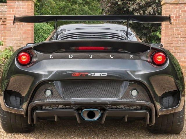 Η Lotus σχεδιάζει να πάρει και πάλι την Porsche, πάλι