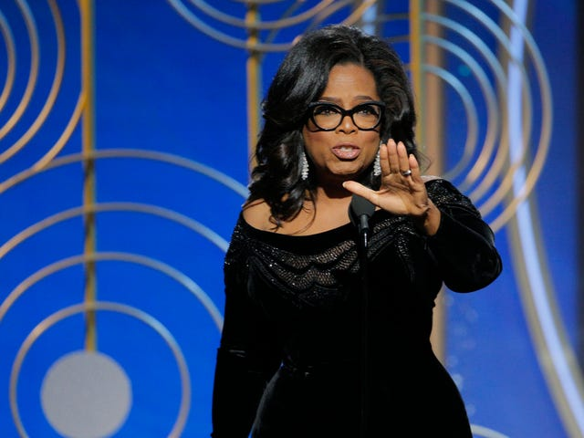 Oprah Delivers the Most Elegant, Unbothered Clapback to Trump's Twitter Nonsense