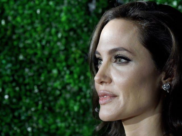 Angelina Jolie skriver ny NYT Op-Ed om att ha tagit bort hennes äggstockar