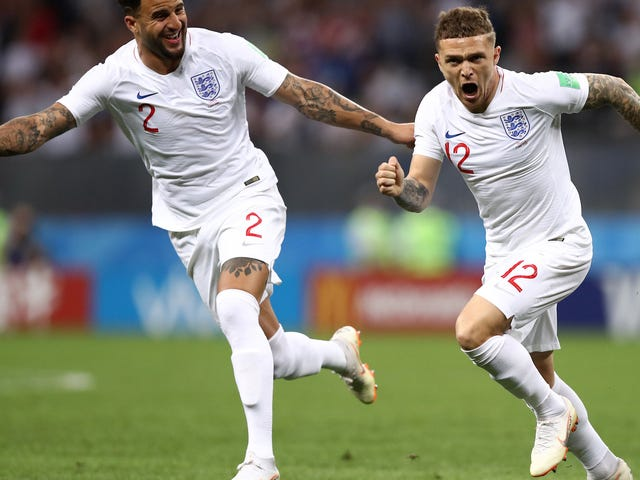 Kieran Trippier's Absolute Banger Brings It One Step Closer To Home
