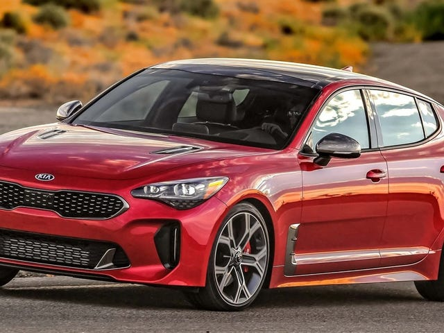 What Do You Want To Know About The 2018 Kia Stinger?