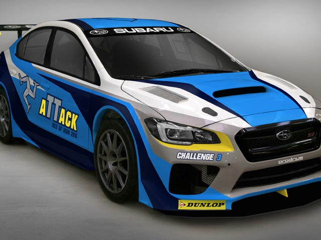 Subaru Record-Chasing này là Rad Nhưng Livery mới của nó chỉ là tốt nhất