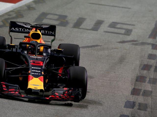 2020 F1 Vietnam Grand Prix, om det händer, kommer att vara del Street Course och del Race Track
