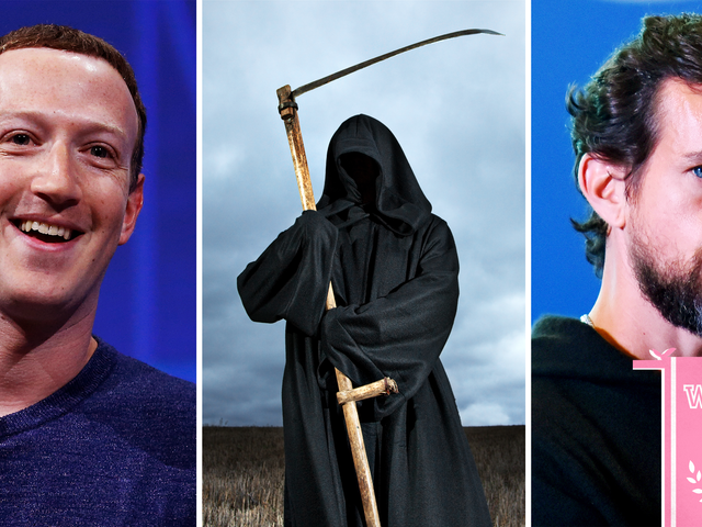 Would You Have Sex With Jack Dorsey, Mark Zuckerberg, or Choose Early Death?
