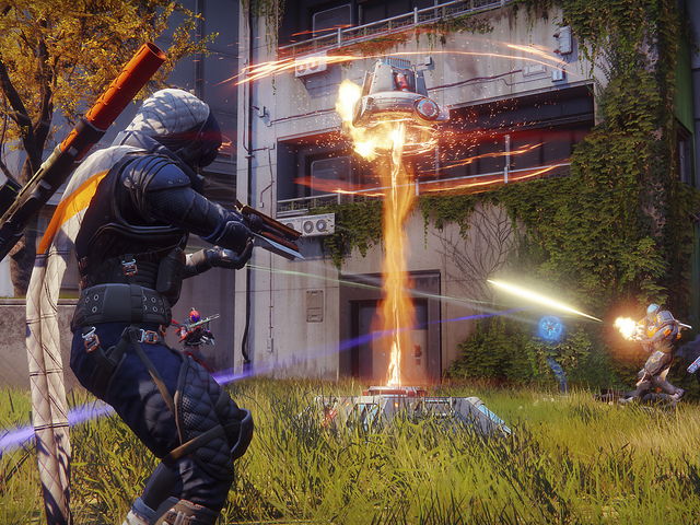 You Can Now Get Destiny 2 Free On PC