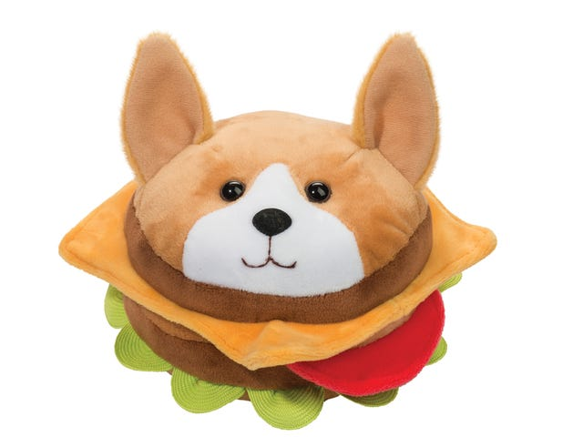 Look At This Little Corgi Burger