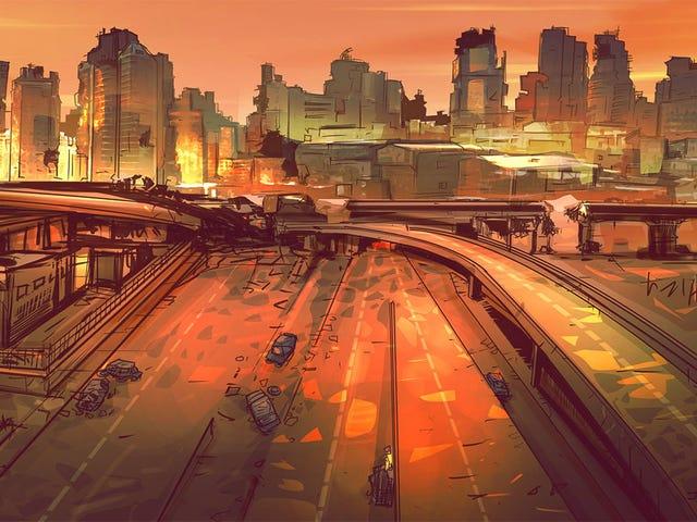 Ένα νέο παιχνίδι βιντεοπαιχνιδιών ελέγχει αν μπορείτε να επιζήσετε την αποκάλυψη του κλίματος