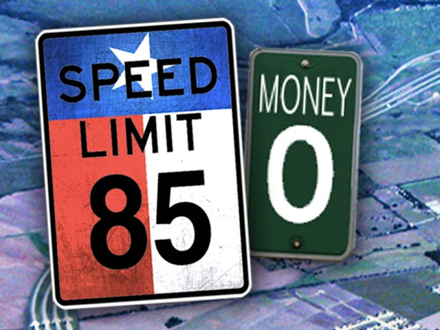 America's Highest Speed Limit Road Operator Is Bankrupt